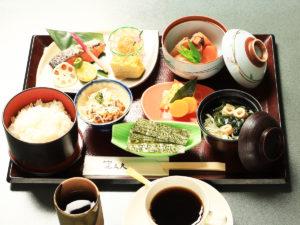 朝食 - 和食
