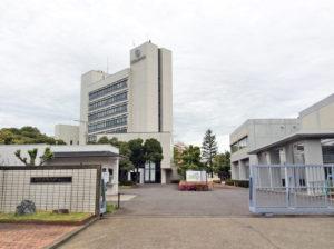 東京国際大学(第二キャンパス)
